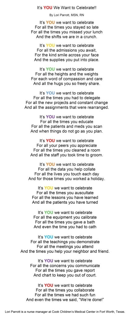 Microsoft Word - It's YOU We Want To Celebrate.docx
