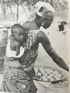 Next door neighbor in Togo.